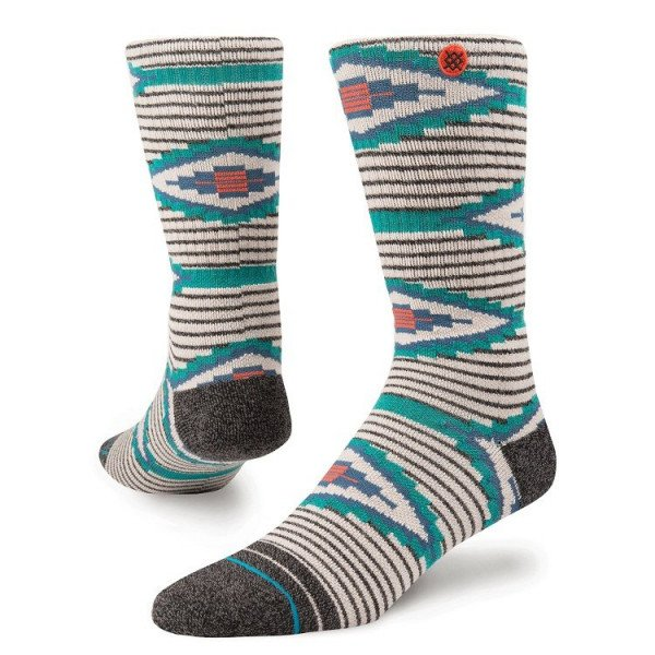 STANCE SOCKS ADVENTURE M WALLACE SAND