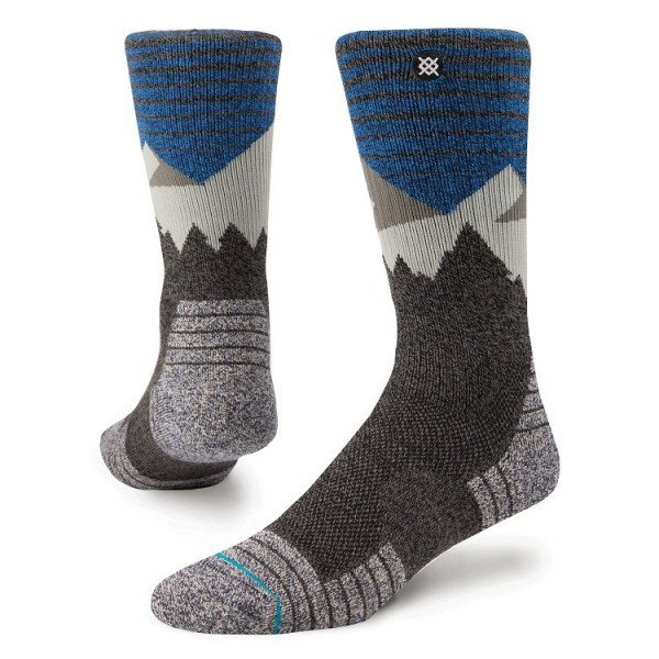 STANCE SOCKS ADVENTURE M DIVIDE BLACK