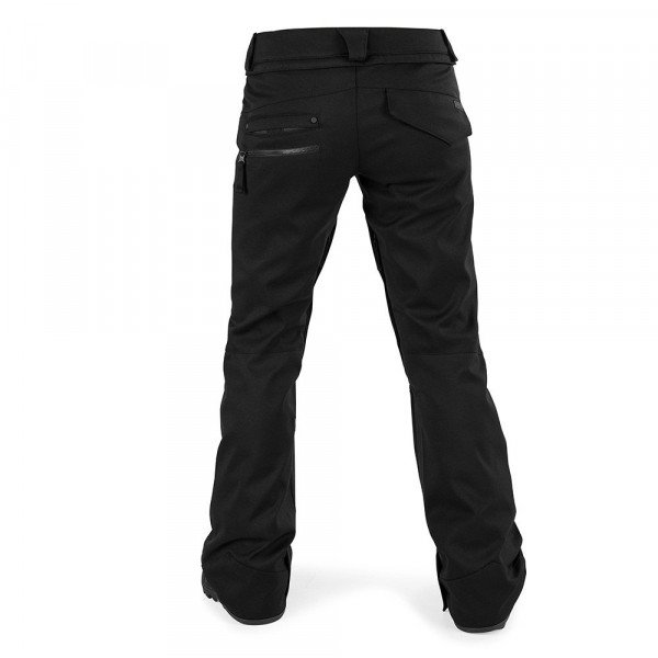 VOLCOM BIKSES SPECIES STRETCH PANT BLK W17