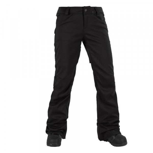VOLCOM PANTS COAST STRETCH PANT BLK W17