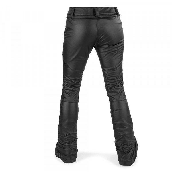 VOLCOM BIKSES BATTLE F.LEATHER PANT BLK W17