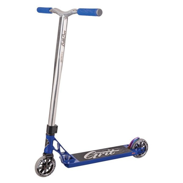 GRIT SCOOTER TREMOR BLUE POLISHED 2018