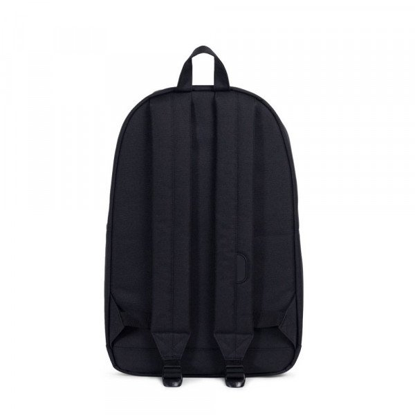 HERSCHEL SOMA POP QUIZ BLACK SCARLET S18