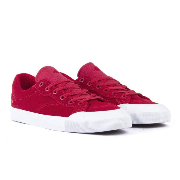 EMERICA APAVI INDICATOR LOW RED WHITE S18