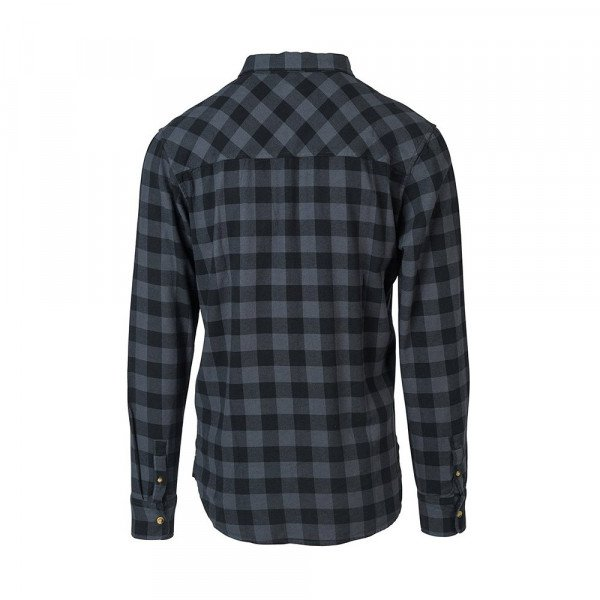 RIP CURL KREKLS CHECK IT SHIRT BLACK S20