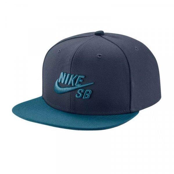 NIKE CEPURE NK CAP PRO THUNDER BLUE S18