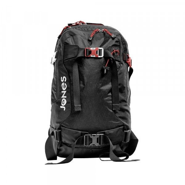 JONES SOMA BACK PACK 30 L RAS SNOWPULSE BLACK W13/14