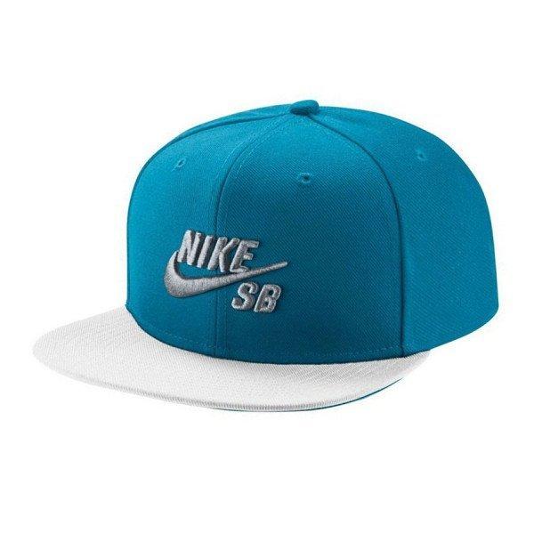 NIKE CEPURE NK CAP PRO INDUSTRIAL BLUE