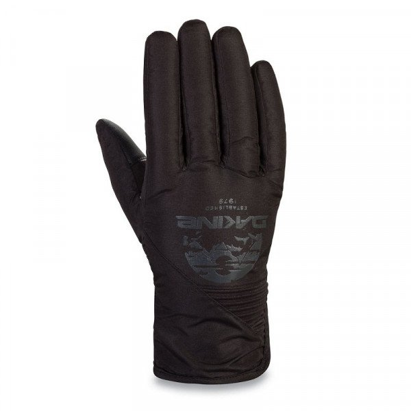 DAKINE CIMDI CROSSFIRE GLOVE BLACK MOUNTAIN W17