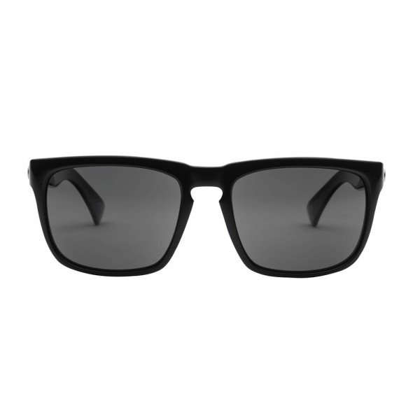 ELECTRIC BRILLES KNOXVILLE GLOSS BLACK/GREY GLASS POLARIZED