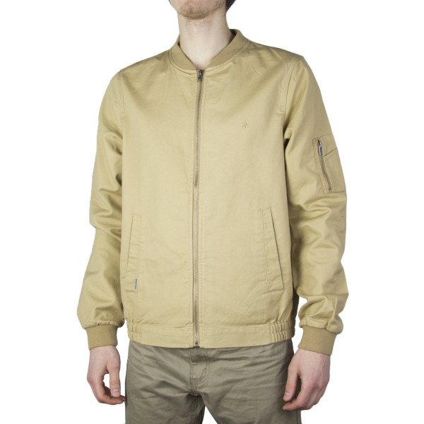 VOLCOM JAKA AGAINST JACKET GRV S17