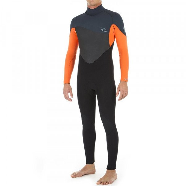 RIP CURL HIDRA OMEGA 32 FL STEAMER ORANGE S18