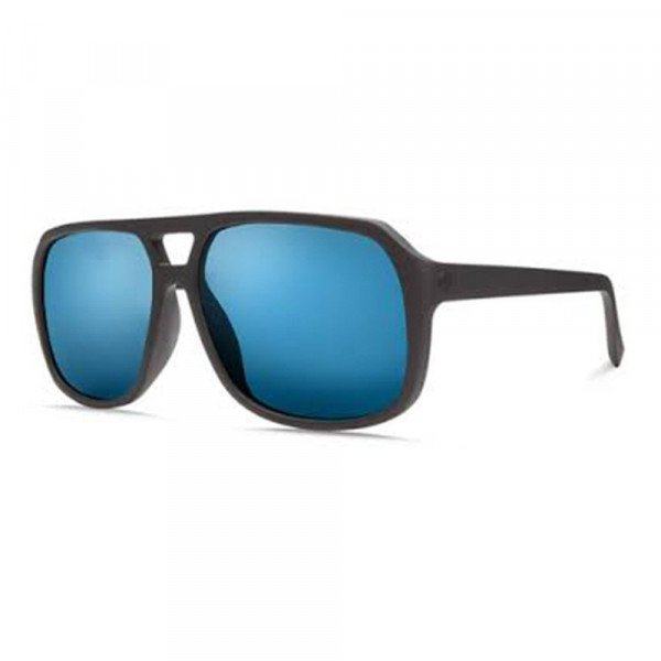 ELECTRIC BRILLES DUDE MATTE BLACK/GREY BLUE CHROME