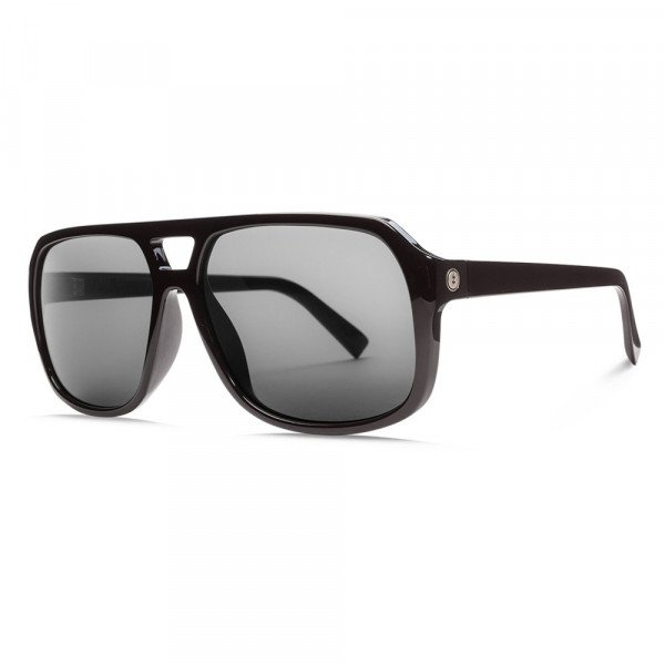 ELECTRIC BRILLES DUDE GLOSS BLACK/GREY