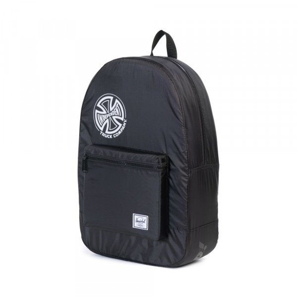 HERSCHEL BAG DAYPACK BLACK INDY