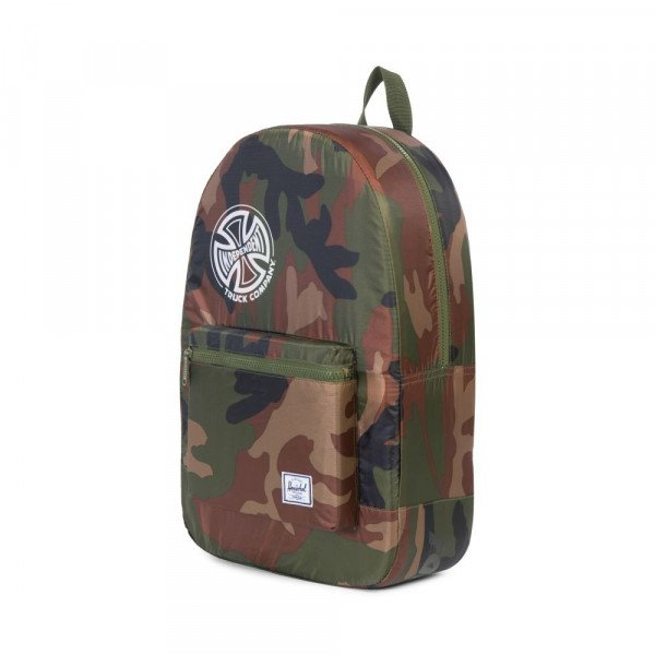 HERSCHEL BACKPACK DAYPACK WOODLAND CAMO S17