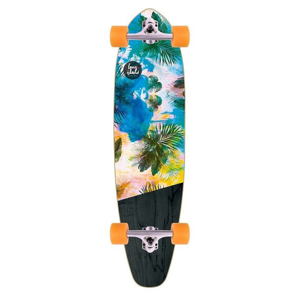 LONG ISLAND LONGBOARD KICKTAIL ESSENTIAL 37