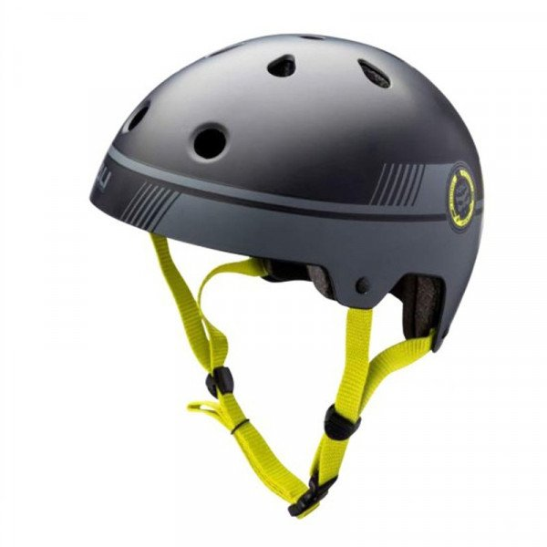 KALI HELMET MAHA ORIGINAL BLACK LIME
