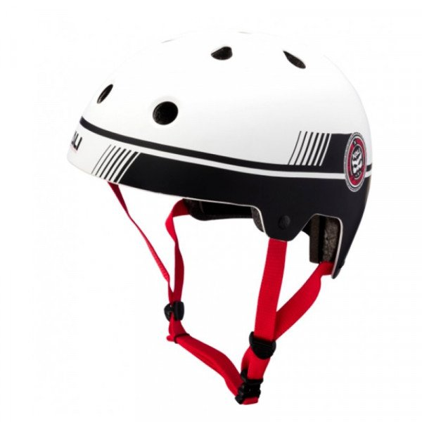 KALI HELMET MAHA ORIGINAL BLACK RED