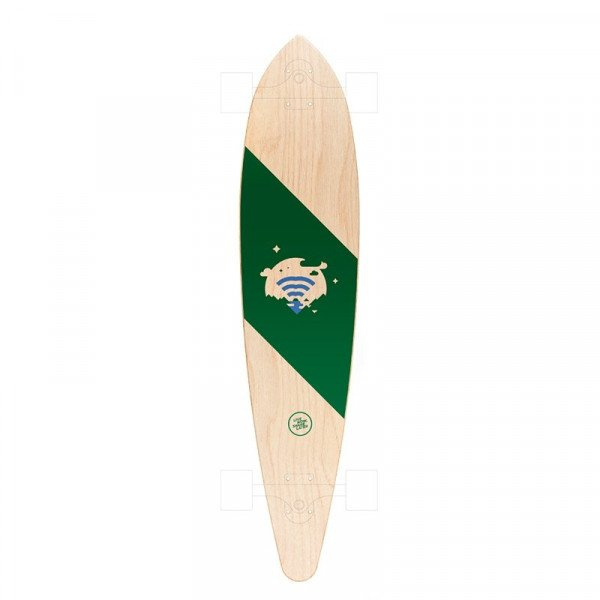 LOKAL BOARDS CLASSIC PINTAIL MY-FI DECK