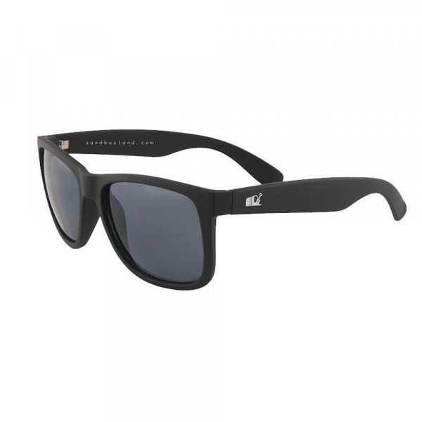 SANDBOX BRILLES NOMAD BLACK MATTE