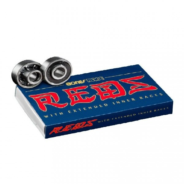 BONES GULTŅI RACE REDS BEARINGS