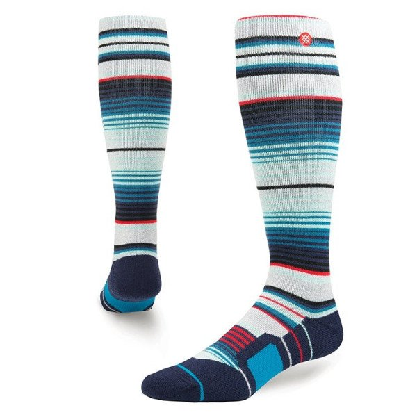 STANCE ZEĶES SNOW INYO GREY HEATHER