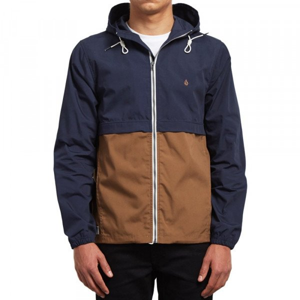 VOLCOM JAKA HOWARD HOODED NVY S18