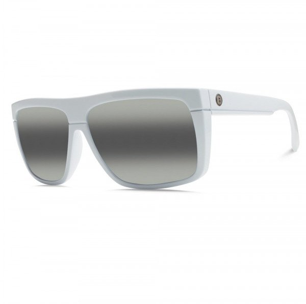 ELECTRIC BRILLES BLACK TOP ALPINE WHITE/M GREY BI
