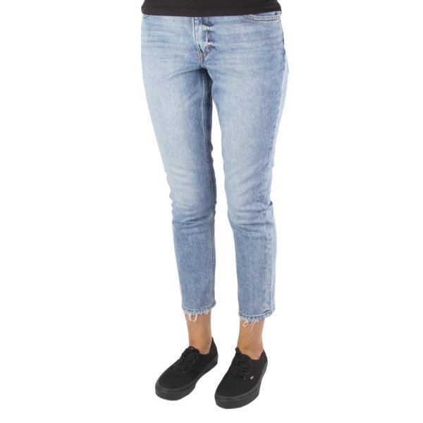 CHEAP MONDAY JEANS REVIVE WASHED BLUE