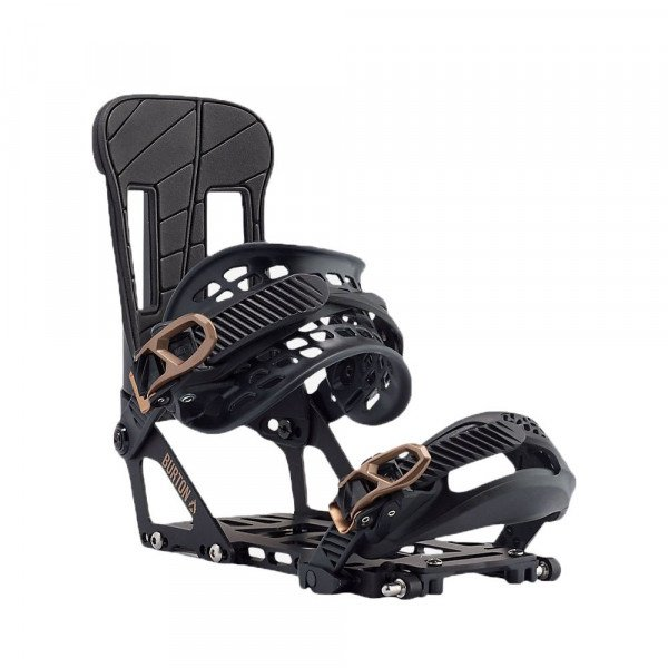 BURTON SPLITBOARD BINDINGS HITCHHIKER BLACK MAG