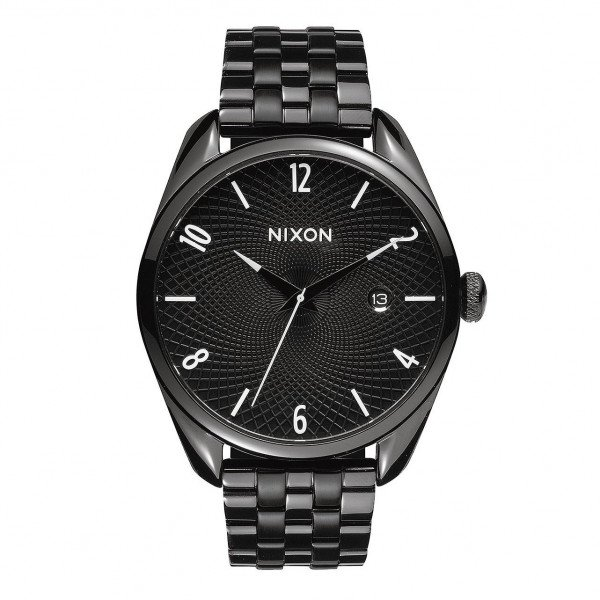 NIXON PULKSTENIS BULLET ALL BLACK