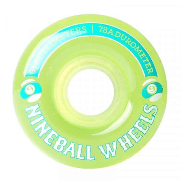 SECTOR 9 RITENTIŅI NINEBALLS 61MM 78A GREEN