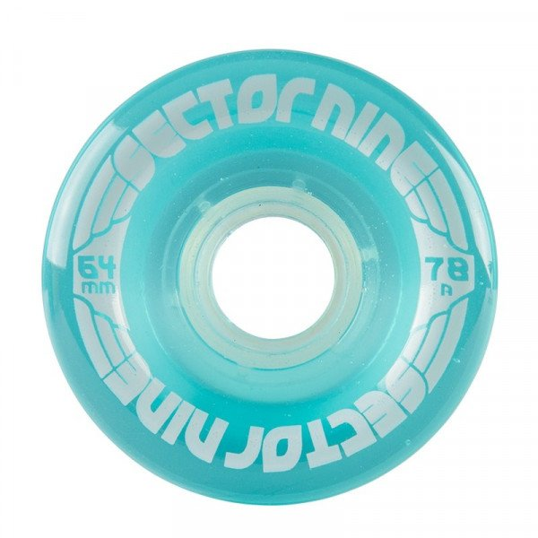SECTOR 9 RITENTIŅI NINEBALLS 64MM 78A LIGHT BLUE