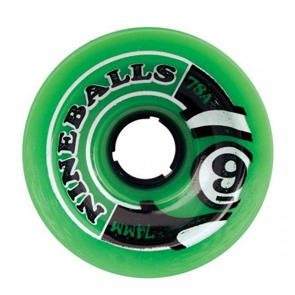 SECTOR 9 RITENTIŅI TOP SHELF 74MM 78A GREEN