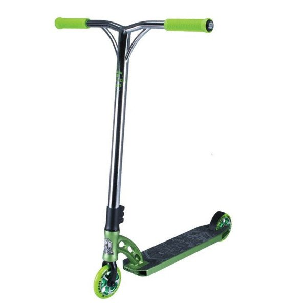 MGP SCOOTER VX7 TEAM GREEN CHROME