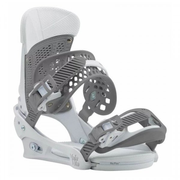 BURTON BINDINGS MALAVITA EST WHITE RABBIT