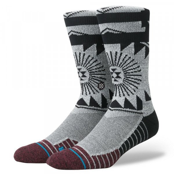 STANCE ZEĶES ATHLETIC FUSION EL MORRO GREY