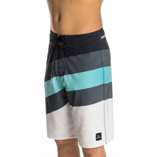 RIP CURL SHORTS KOUBATA WALKSHORT KIDS BLACK
