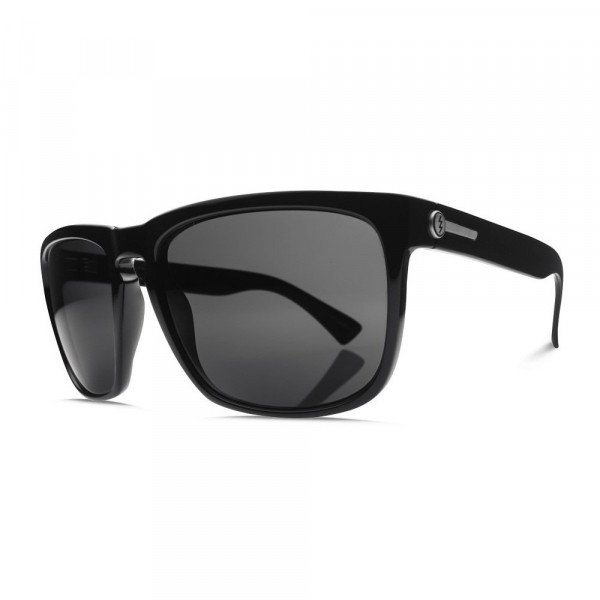 ELECTRIC BRILLES KNOXVILLE GLOSS BLACK/MELANIN GREY