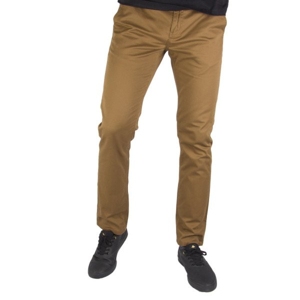 KR3W BIKSES K SLIM CHINO COFFEE F17