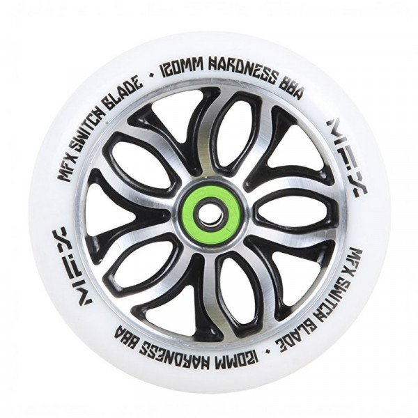 MGP DETAĻA 120 MM MFX WHEEL R WILLY SWITCHBLADE WHITE