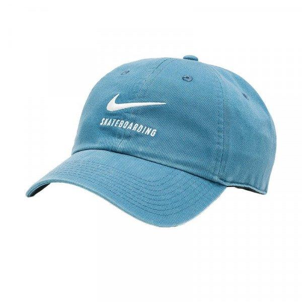 NIKE CEPURE NK H86 CAP TWILL BLUE WHITE S18