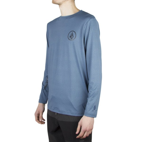 VOLCOM LIKRA DISTORTION L/S SMB S17