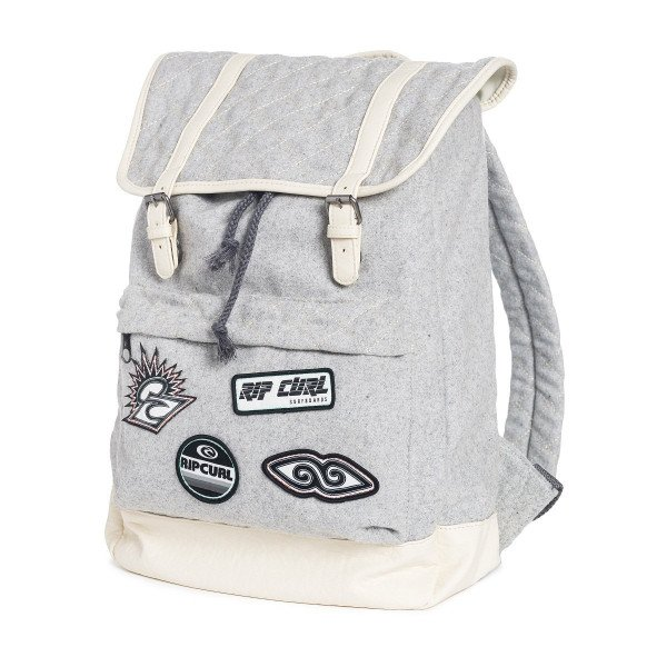 RIP CURL SOMA RETRO SURF DOME GREY F16