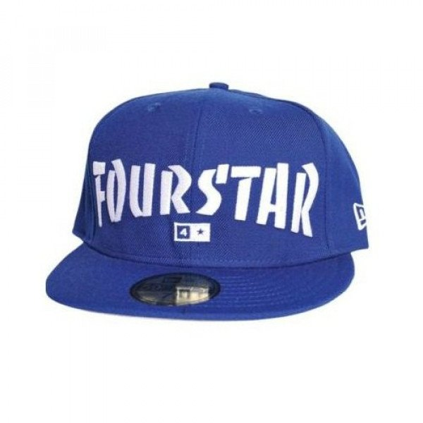 FOURSTAR CEPURE THRASHER NE ROYAL/WHITE SP13