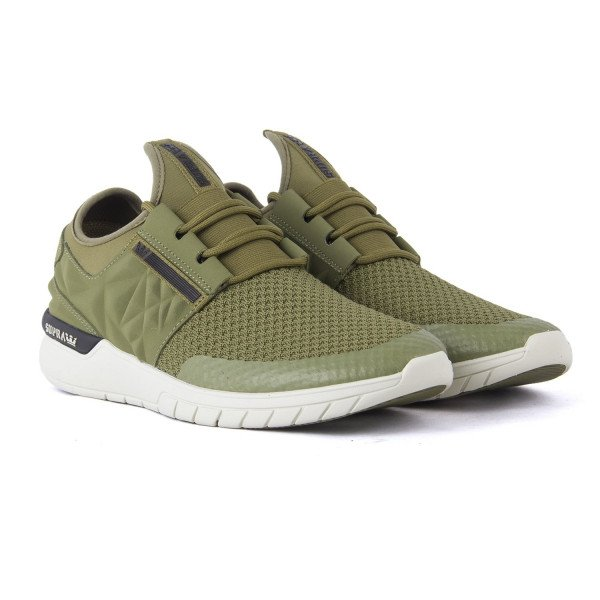 SUPRA APAVI FLOW RUN EVO 2 OLIVE BONE S18