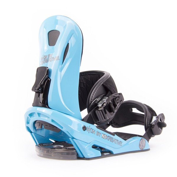 NIDECKER BINDINGS NDK SKIN COLORSHIFT PHANTOM BLUE W11/12