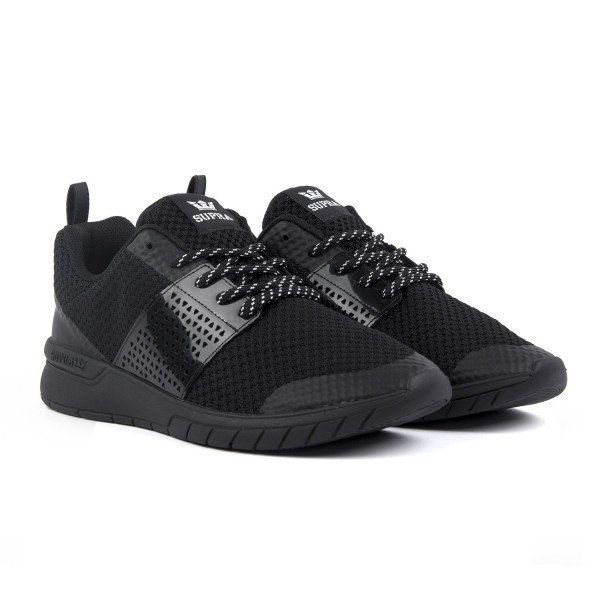SUPRA APAVI SCISSORS BLACK BLACK S18