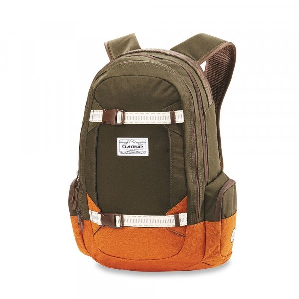 DAKINE SOMA MISSION 25L TIMBER S18
